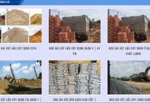 báo giá cát đá xây dựng tại tp hcm